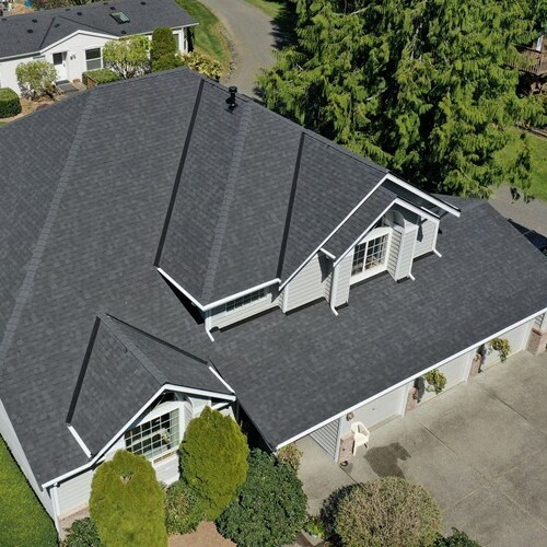 A Roof Redone by Asset Roofing